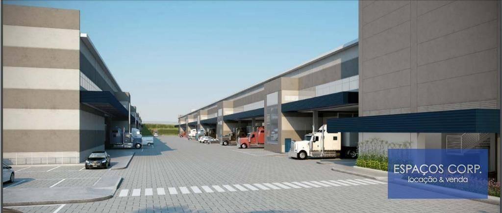 Galpão logístico para alugar, 4.744m² - Carapicuíba/SP