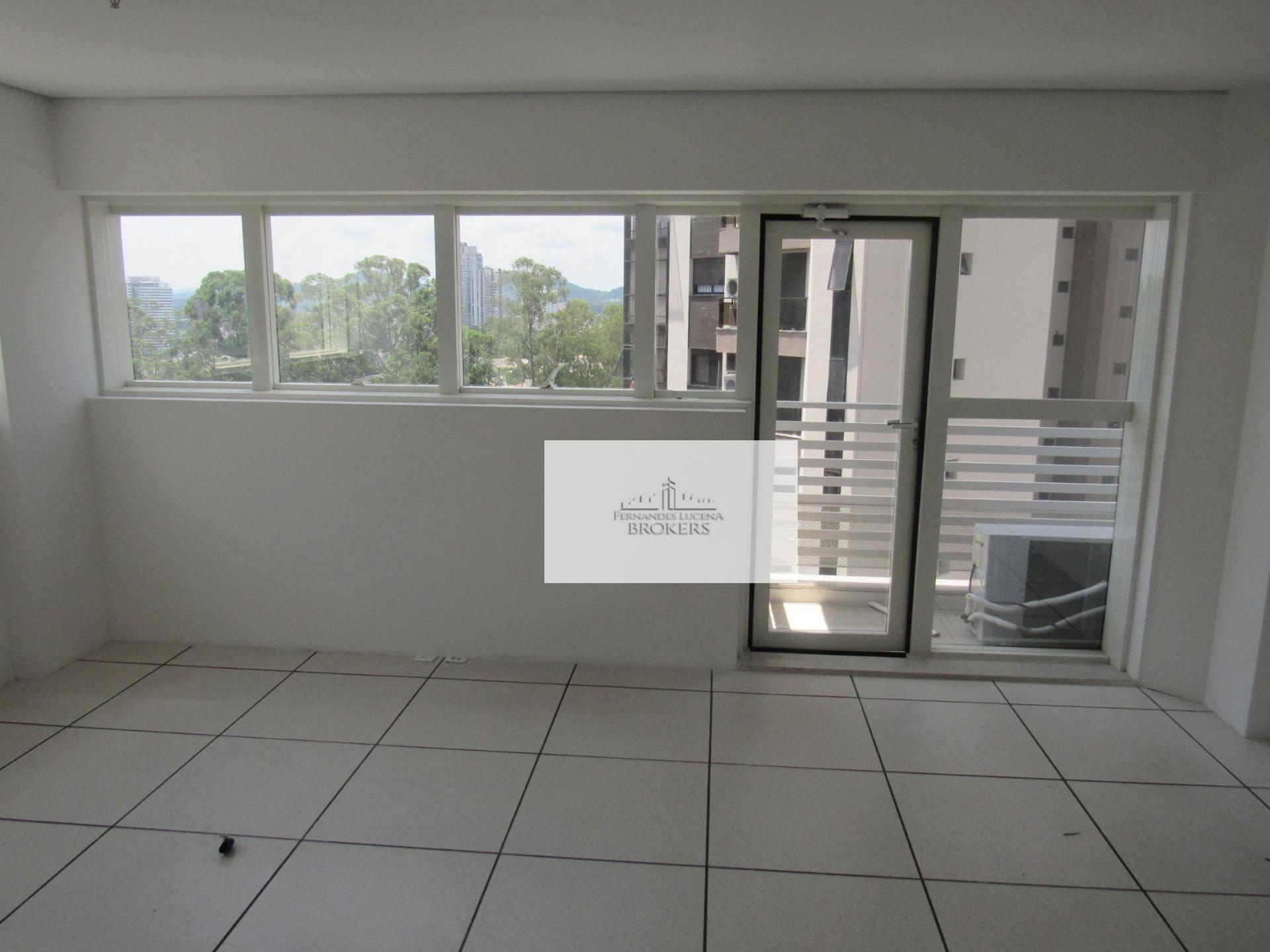 Conjunto para alugar, 31 m² por R$ 1.700/mês - Alphaville - Barueri/SP