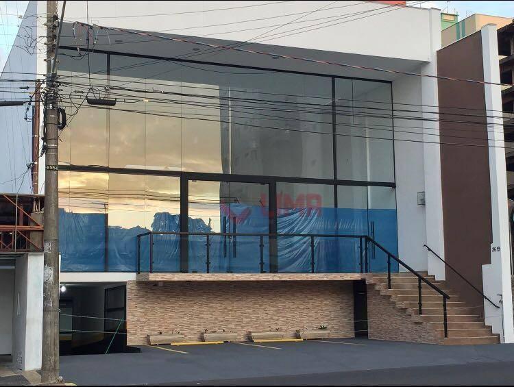Salão Comercial, Antonio Alves, lindo!!! 477m²