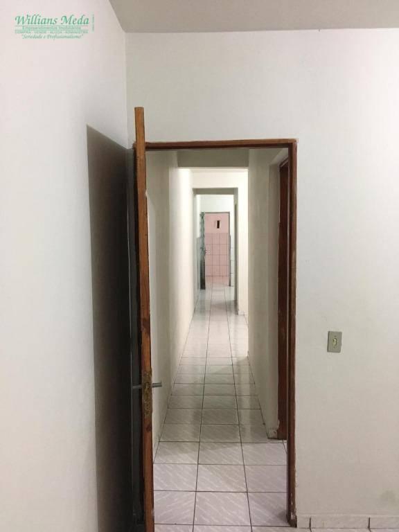Casas para alugar, 70 m², a partir de R$ 500/mês + IPTU - Jardim das Nações - Guarulhos/SP.