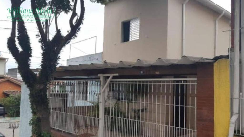 Sobrado à venda, 112 m² por R$ 400.000,00 - Gopoúva - Guarulhos/SP
