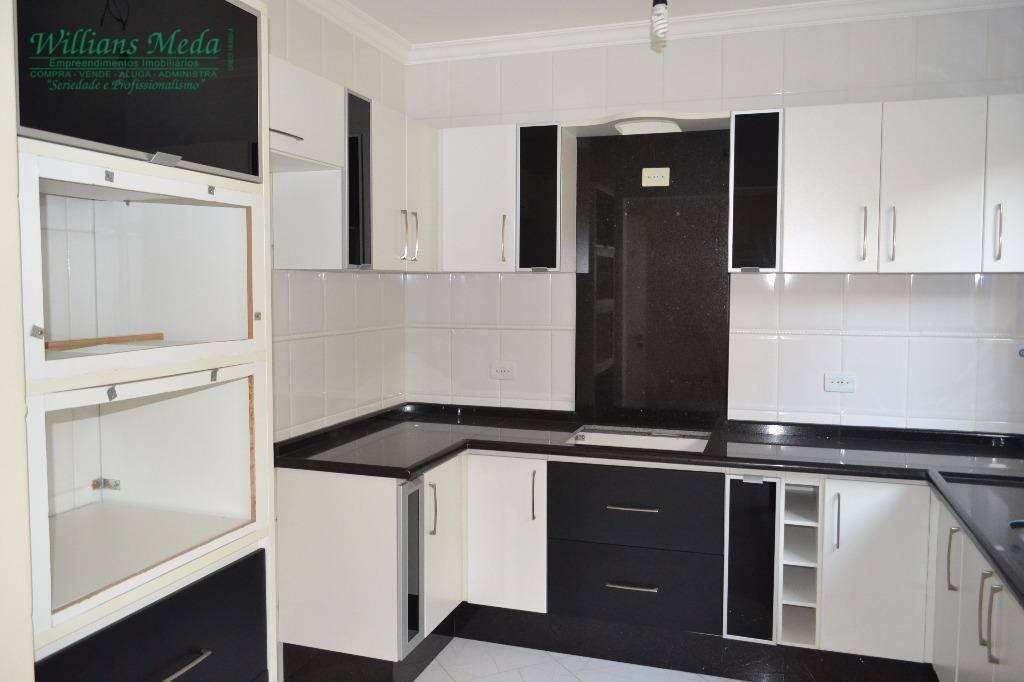 Sobrado com 3 dormitórios à venda, 126 m² por R$ 790.000 - Jardim Flor do Campo - Guarulhos/SP