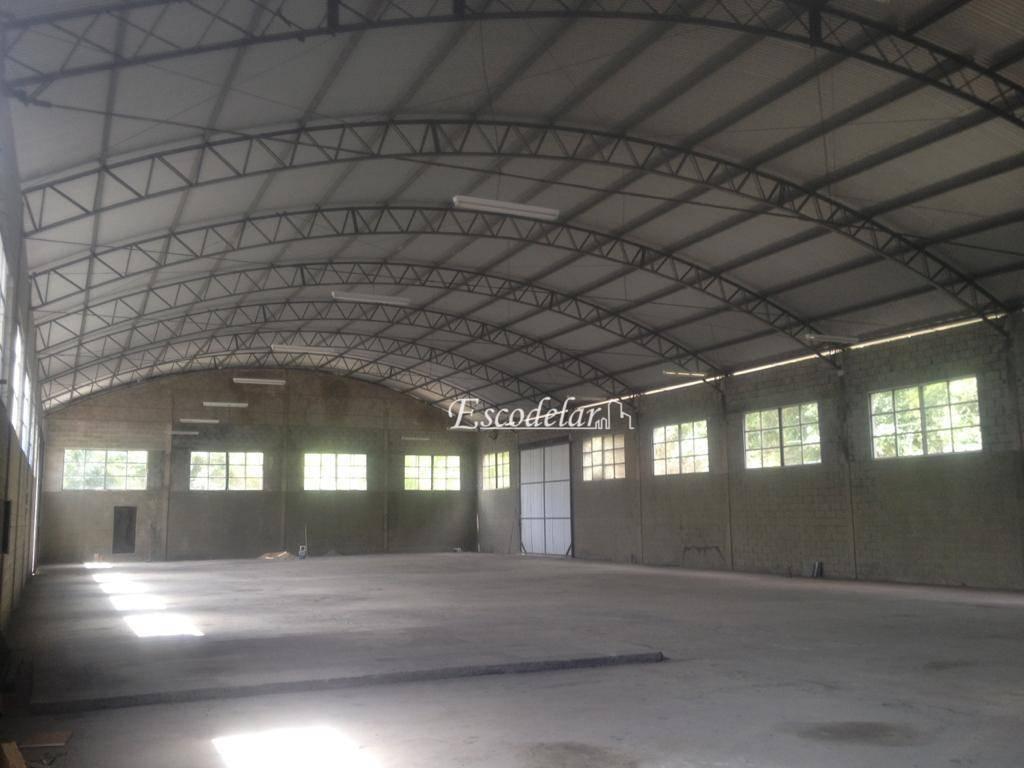 Galpão à venda, 1000 m² por R$ 2.500.000,00 - Chácaras Bom Tempo - Franco da Rocha/SP