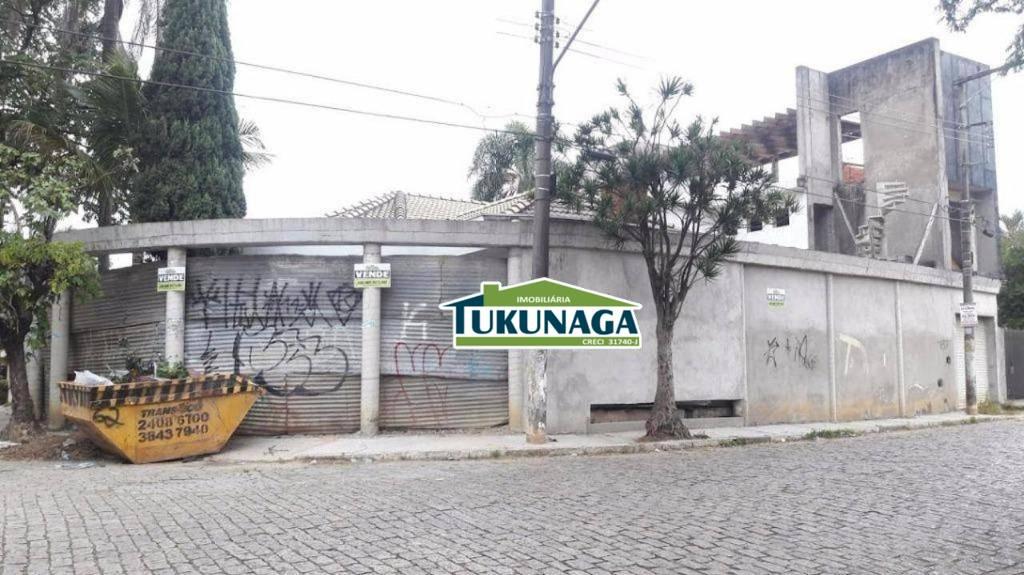 Casa residencial e comercial  para locação, Vila Galvão, Guarulhos.