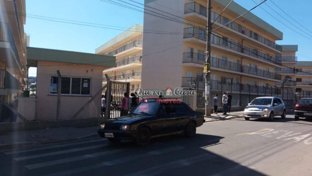 Apartamento residencial para locação, Jardim Guilhermino, Gu