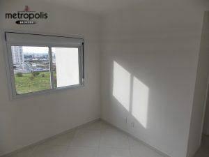 Apartamento com 3 dormitórios à venda, 115 m² por R$ 850.000 - Bairro Jardim - Santo André/SP