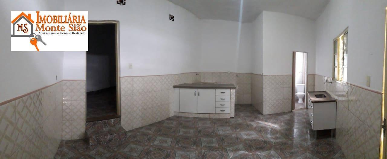 Casa com 1 dormitório para alugar, 45 m² por R$ 500,00/mês - Jardim Divinolândia - Guarulhos/SP