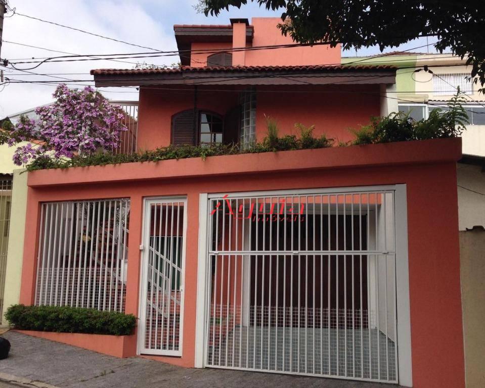Sobrado com 4 dormitórios à venda, 382 m² por R$ 1.280.000 - Olímpico - São Caetano do Sul/SP
