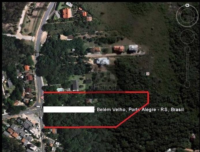 Terreno  residencial à venda, Belém Velho, Porto Alegre.