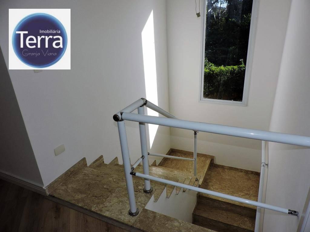 Casa residencial à venda, Vila Moura, Granja Viana.