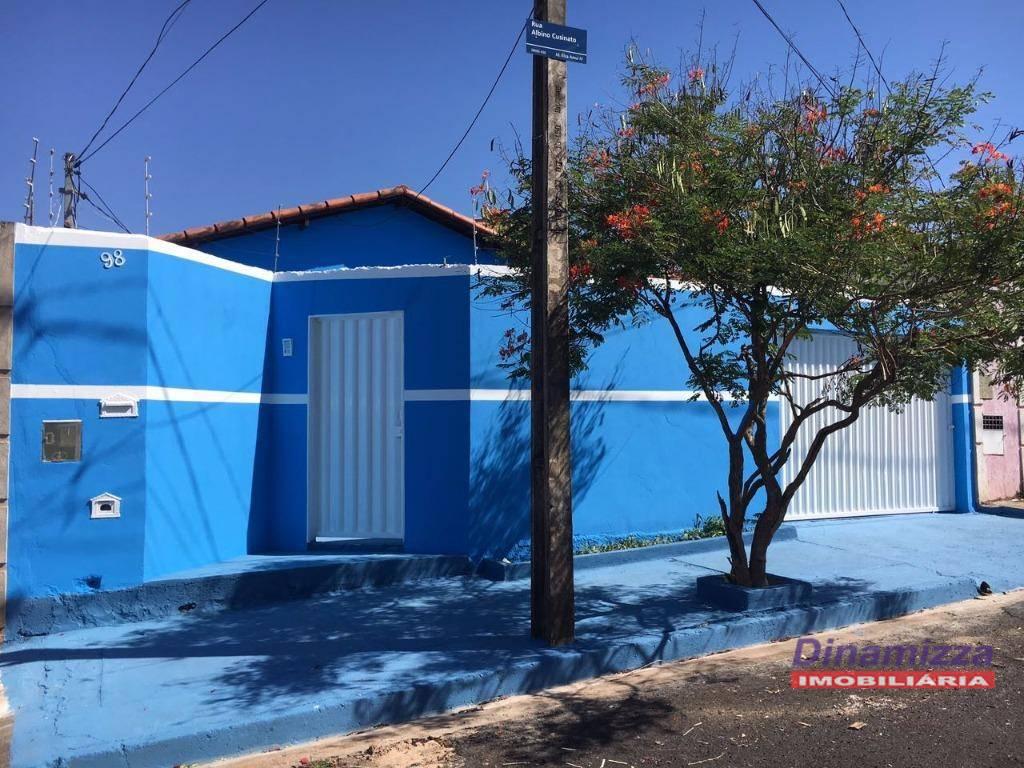 Casa residencial para venda e locação, Jardim Elza Amuí Iv, Uberaba - CA1522.