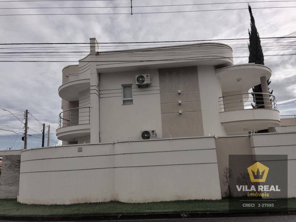 Casa com 4 dormitórios para alugar, 350 m² por R$ 4.500/mês - Jardim Europa - Artur Nogueira/SP