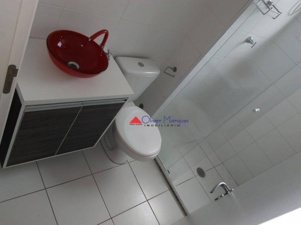 Apartamento com 2 dormitórios à venda, 51 m² por R$ 280.000,00 - Centro - Barueri/SP