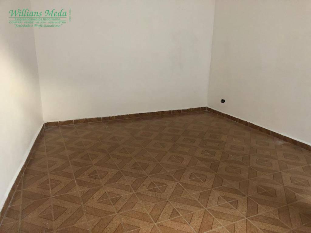 Casa para alugar, 60 m² por R$ 850,00/mês - Jardim Vila Galvão - Guarulhos/SP