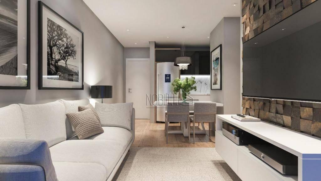 Studio com 1 suíte à venda, 41 m² por R$ 120.000 - Ingleses - Florianópolis/SC
