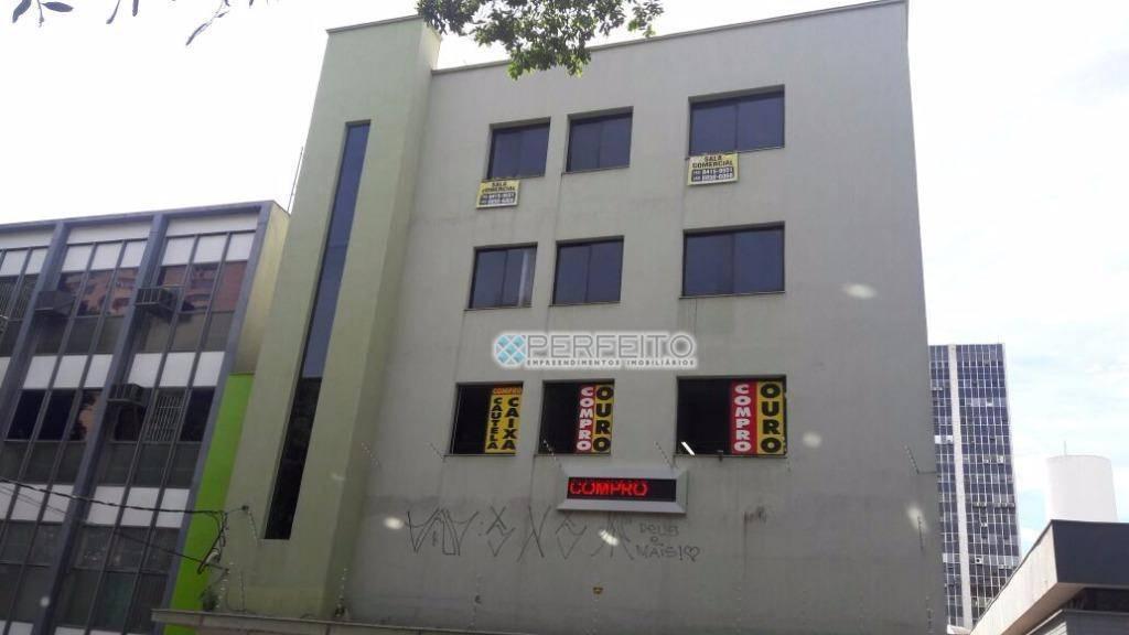 Sala para locação na região central de Londrina