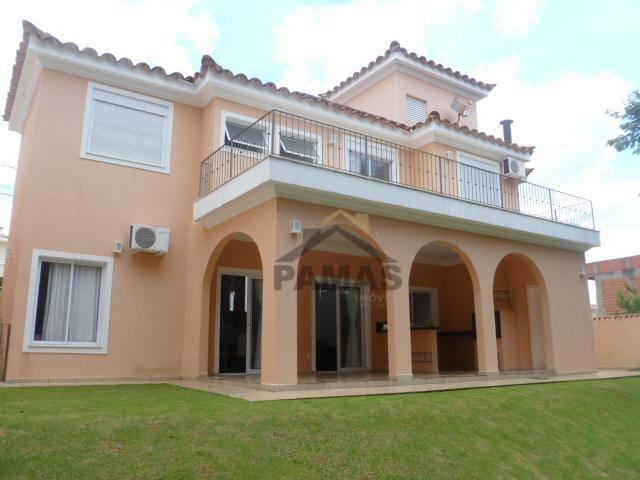 Casa Residencial à venda, Condomínio Recanto dos Paturis, Vinhedo - CA0270.