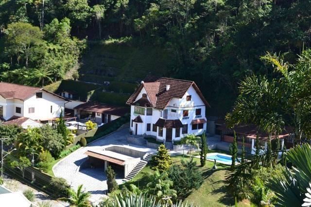 Casa em Teresópolis, Comary