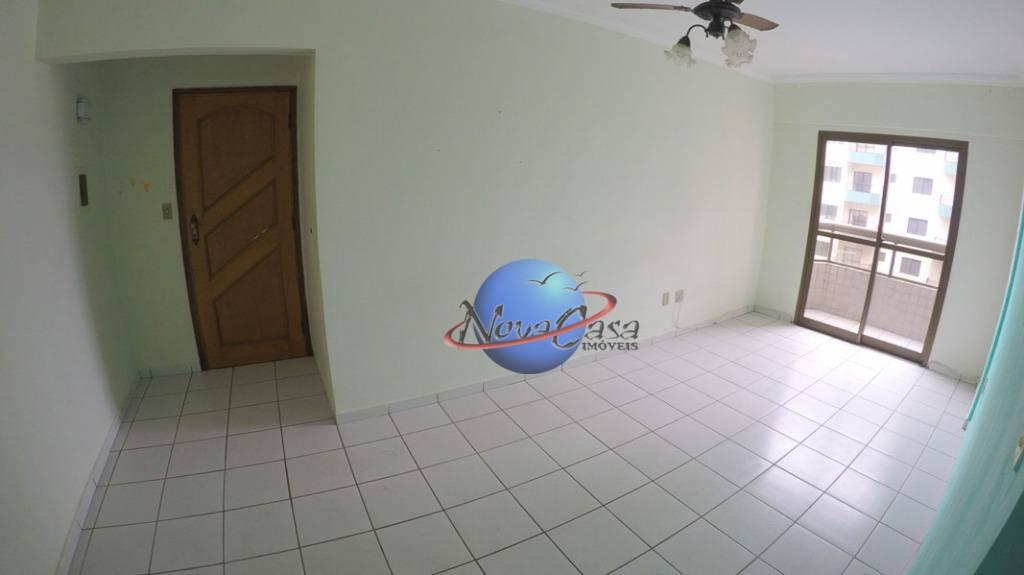 Apartamento com 1 dormitório à venda, 56 m² por R$ 180.000,00 - Tupi - Praia Grande/SP