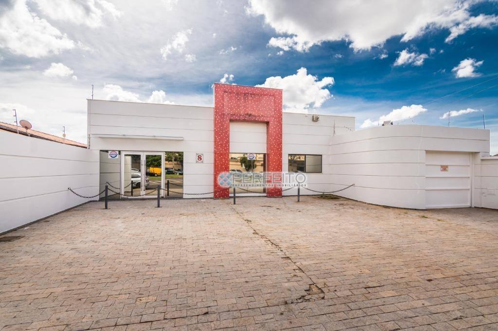Loja comercial para alugar em Londrina no Jardim Shangri-la, 450 m² por R$ 6.800/mês