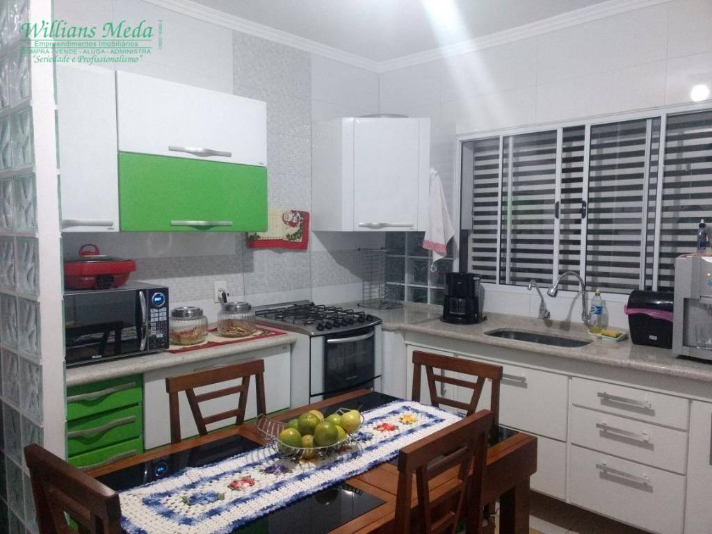 Casa com 2 dormitórios (1 suíte) à venda, 94 m² por R$ 380.000 - Jardim Adriana - Guarulhos/SP