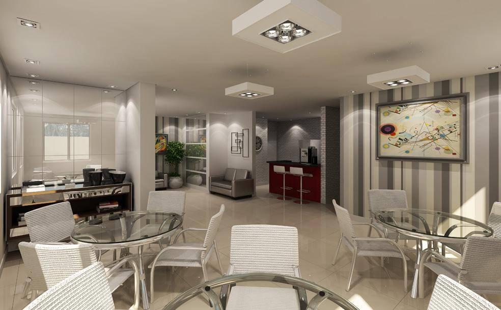 Apartamento residencial à venda. 137 m², terraço gourmet e 4 vagas!!! Bairro Jardim, Santo André.