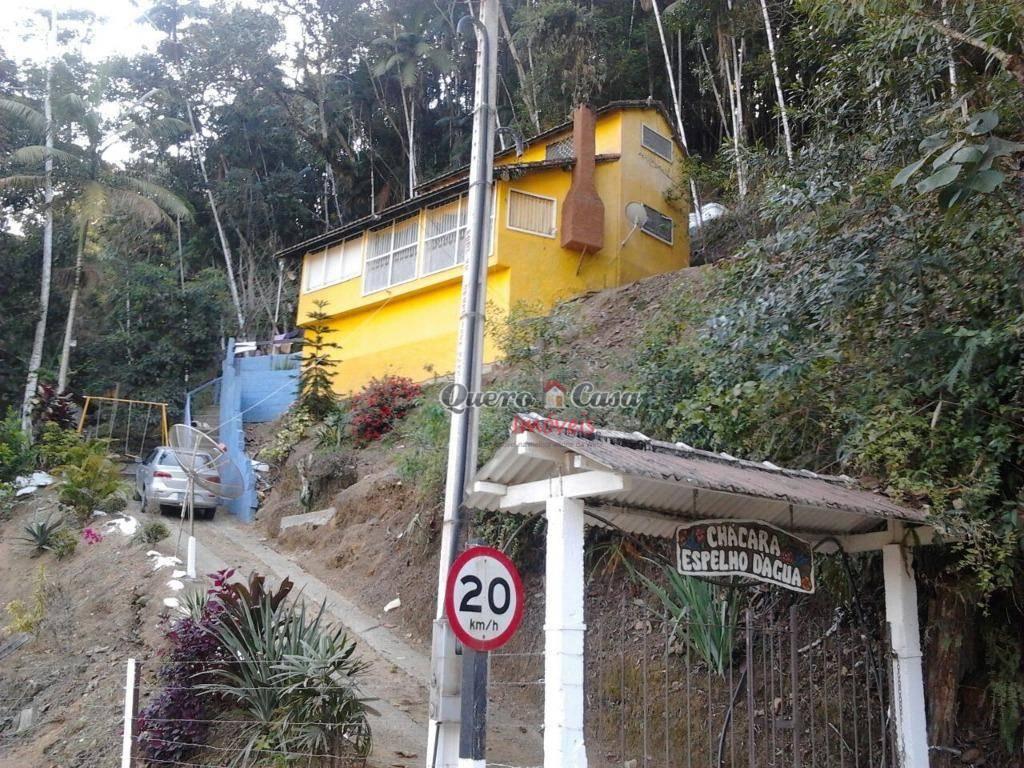 Sítio rural à venda, Zona Rural, Paraibuna.