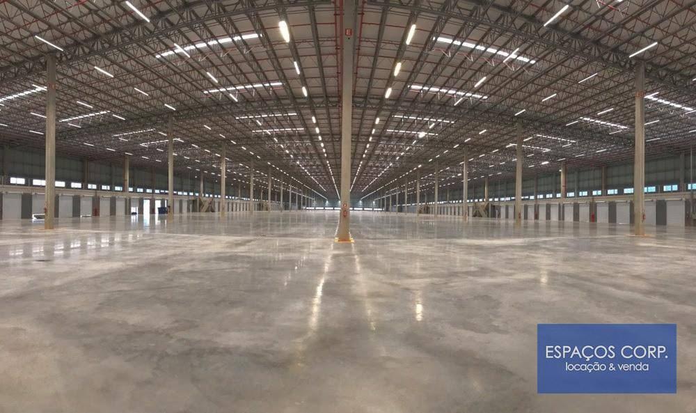 Galpão industrial para locação, Vila Nova Bonsucesso, Guarulhos.