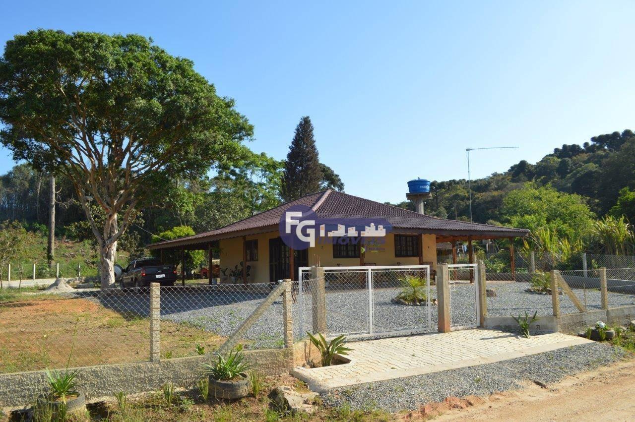 Chácara com 2 dormitórios à venda, 3174 m² por R$ 264.000,00 - Centro - Quitandinha/PR
