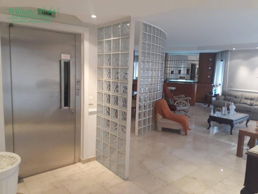 Apartamento com 3 dormitórios à venda, 250 m² por R$ 1.300.000 - Macedo - Guarulhos/SP