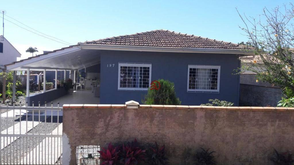 Casa residencial à venda, Los Angeles, Barra Velha.