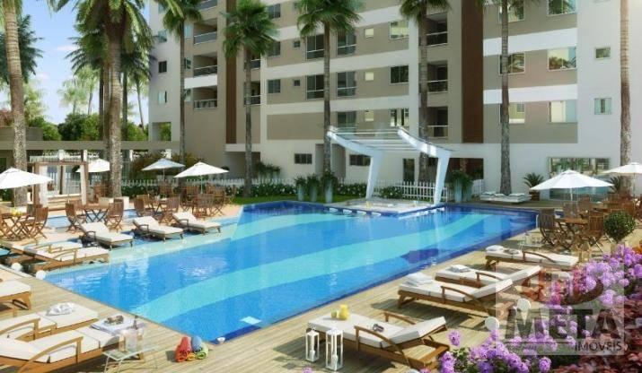 Apartamento com 3 Dormitórios à venda, 92 m² por R$ 522.117,03