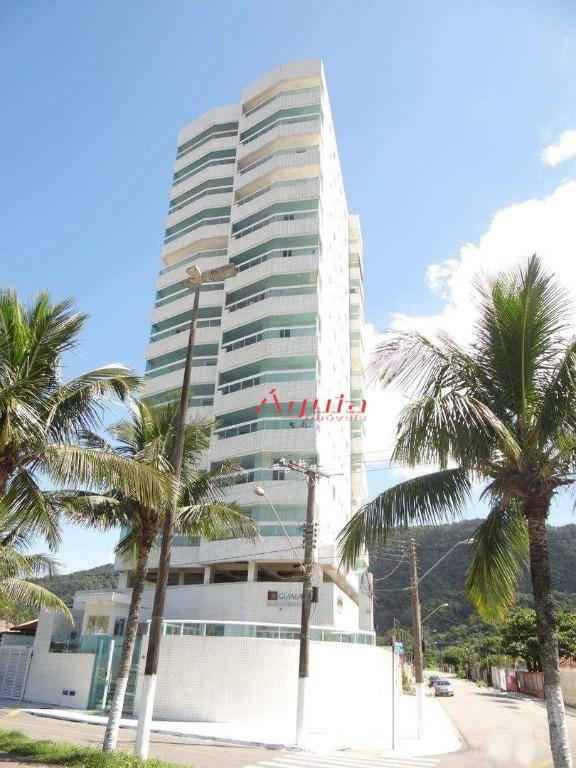 Apartamento à venda, 67 m² por R$ 315.000,00 - Solemar - Praia Grande/SP