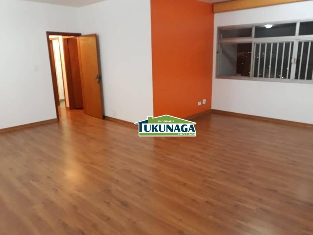Apartamento Condominio Nahim Rachid  à venda, Centro, Guarulhos - AP1867.