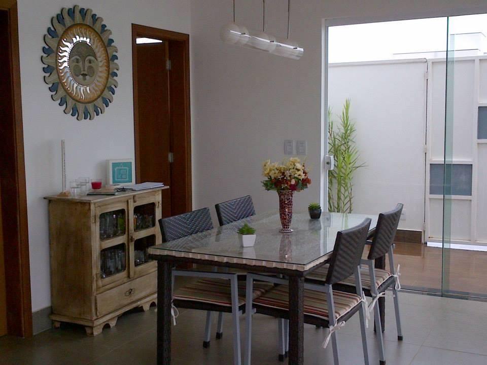 Casa 3 Dorm, Parque Brasil 500, Paulinia (SO0017) - Foto 2