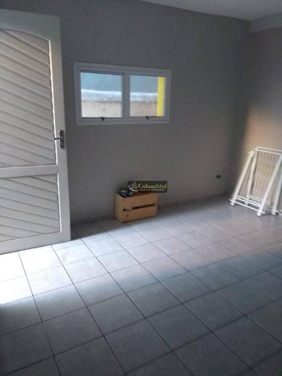Casa com 1 dormitório para alugar, 70 m² por R$ 900/mês - Vila Califórnia - São Paulo/SP