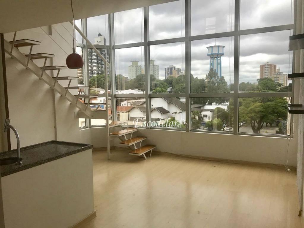 Loft residencial à venda, Santana, São Paulo.