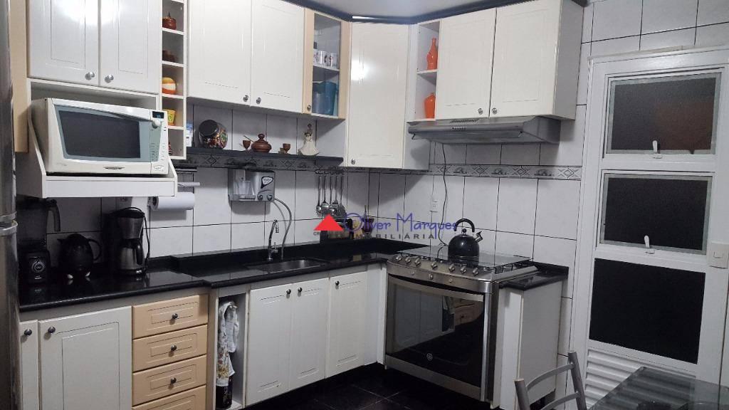 Sobrado à venda, 80 m² por R$ 340.000,00 - São Pedro - Osasco/SP