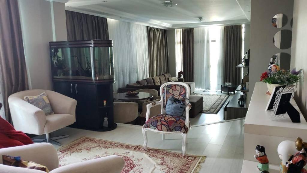 Apartamento com 3 suites à venda, 195 m² por R$ 1.100.000 - Jardim - Santo André/SP