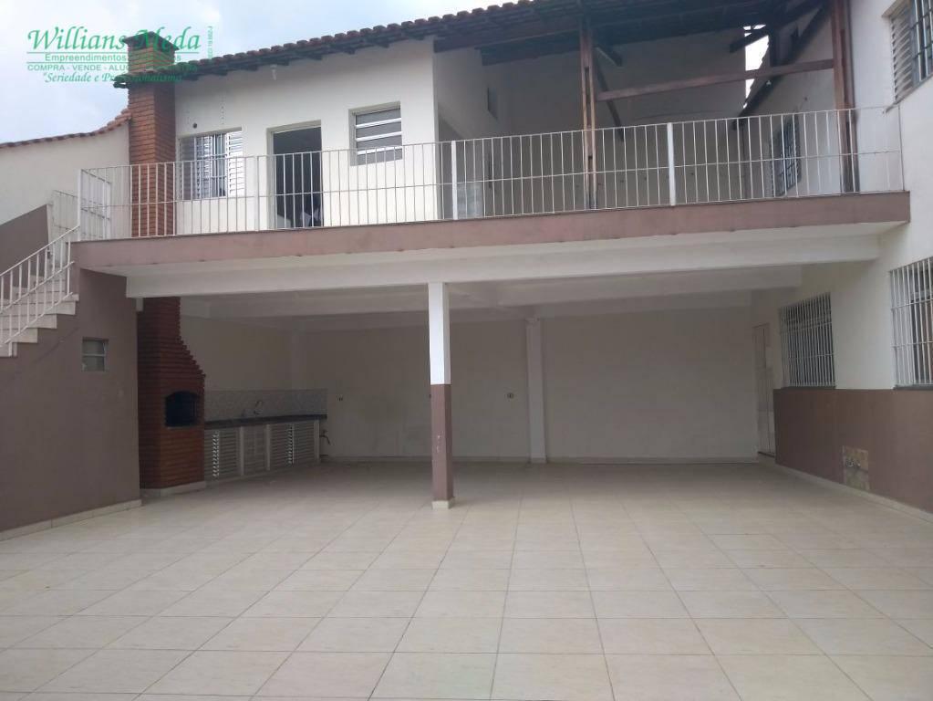 Sobrado residencial para venda e locação, 3 dormitórios, 3 v