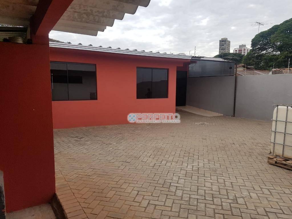 Casa comercial para alugar no Boa Vista em Londrina