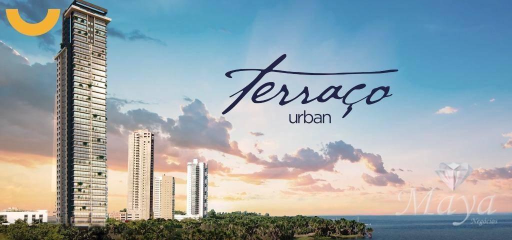 Apartamento 4 Suítes, 149 m² na Orla 14 - Terraço Urban