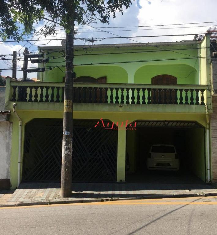 Sobrado à venda, 122 m² por R$ 315.000,00 - Parque João Ramalho - Santo André/SP