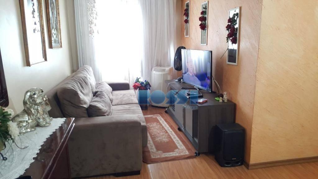 Apartamento com 2 dormitórios à venda, 55 m² por R$ 290.000 - Alto da Mooca - São Paulo/SP