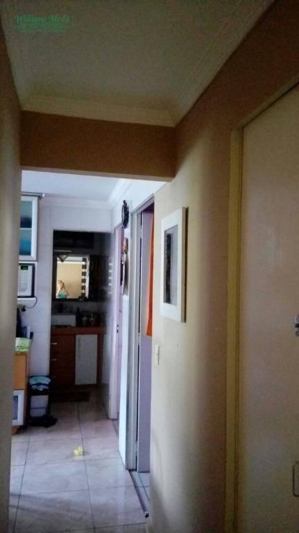 Apartamento, 3 dormitórios, 1 vaga coberta, Parque Cecap, Gu