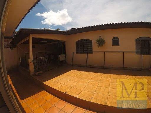Casa com 3 dormitórios à venda, 179 m² por R$ 500.000 - Jardim América - Maringá/PR