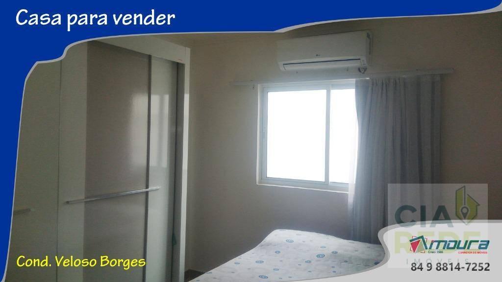 Casa à venda, 79 m² por R$ 200.000,00 - Presidente Costa e Silva - Mossoró/RN