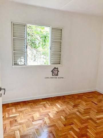 Apartamento com 3 dormitórios para alugar, 74 m² por R$ 800/mês - Vila Mimosa - Campinas/SP