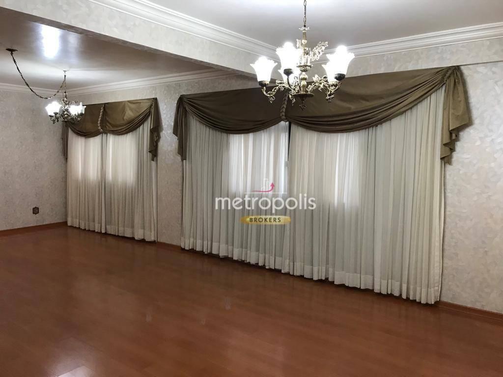 Apartamento com 3 dormitórios à venda, 187 m² por R$ 800.000 - Santa Paula - São Caetano do Sul/SP