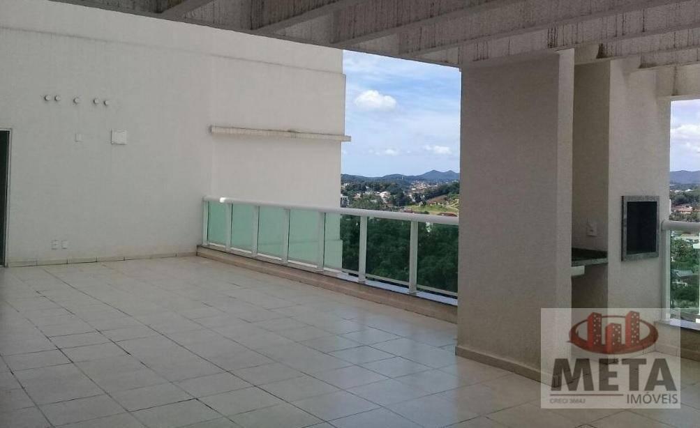 Cobertura com 3 Dormitórios à venda, 147 m² por R$ 590.000,00